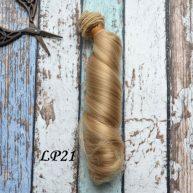 Волосы для кукол локоны LP21