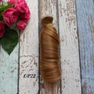 Волосы для кукол локоны LP22