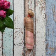 Волосы для кукол локоны LP29