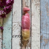 Волосы для кукол локоны LP33K