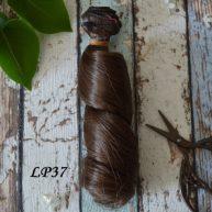 Волосы для кукол локоны LP37