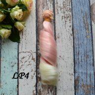 Волосы для кукол локоны LP4