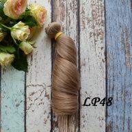 Волосы для кукол локоны LP48