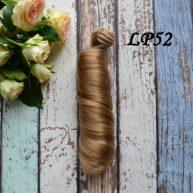 Волосы для кукол локоны LP52