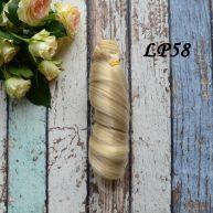 Волосы для кукол локоны LP58