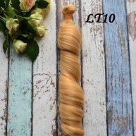 Волосы для кукол локоны LT10