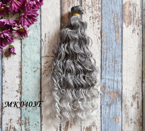 Волосы для кукол MK0403T • VMK0403T