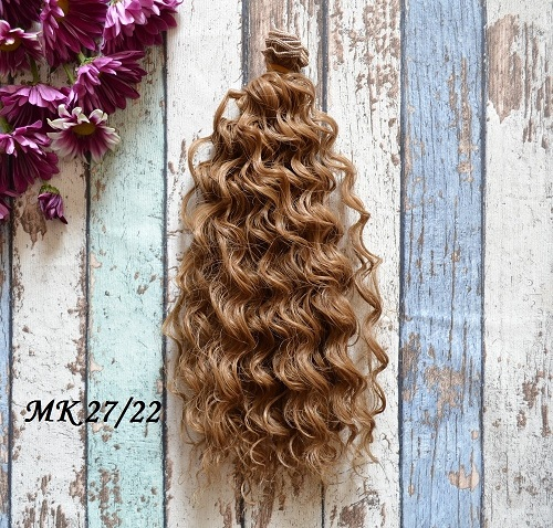 Волосы для кукол MK2722 • VMK2722