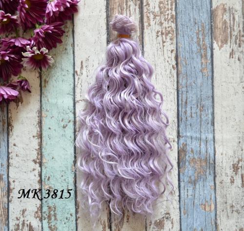 Волосы для кукол MK3815 • VMK3815