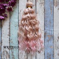 Волосы для кукол MKT2333