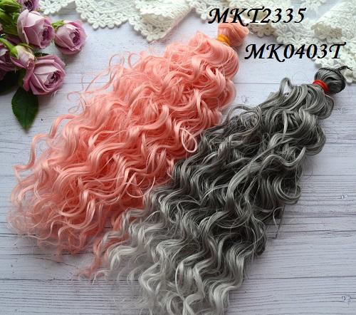 Волосы для кукол MKT2335 • VMKT2335 1