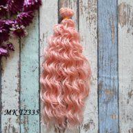 Волосы для кукол MKT2335