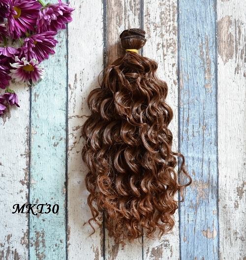 Волосы для кукол MKT30 • VMKT30
