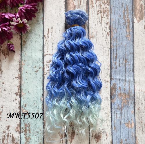 Волосы для кукол MKT5507 • VMKT5507