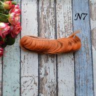 Волосы для кукол прямые N7