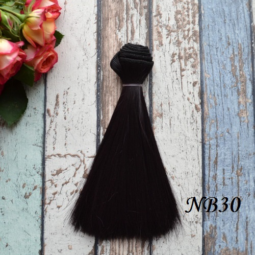 Волосы для кукол NB30 • VNB30 15