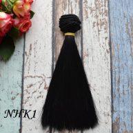 Волосы для кукол прямые NHK1