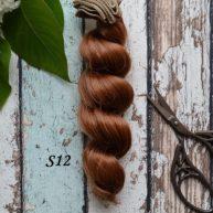 Волосы для кукол  S12