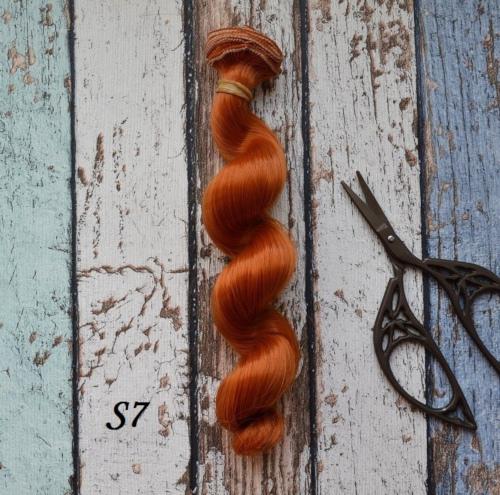 Волосы для кукол  S7 • VS7