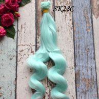 Волосы для кукол SK28C