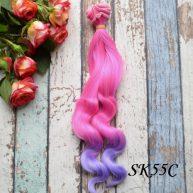 Волосы для кукол SK55C