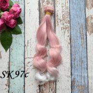 Волосы для кукол SK97C