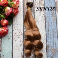 Волосы для кукол SKHT28