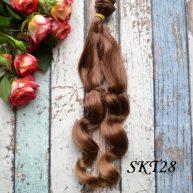 Волосы для кукол SKT28