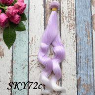 Волосы для кукол  SKY72C