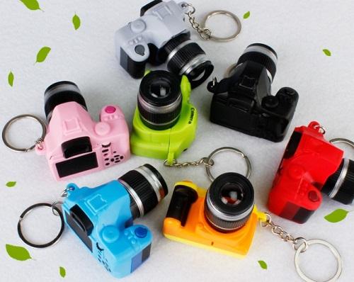 Мини фотоаппарат для куклы красный • AF04 1