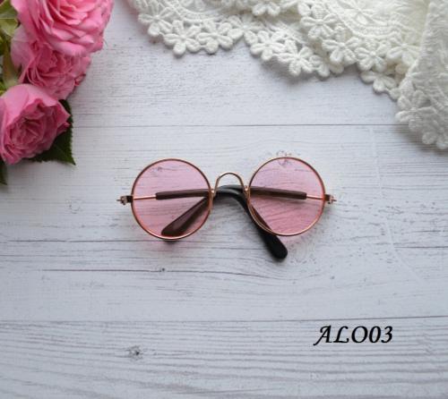 Очки для кукол 8*2.6см