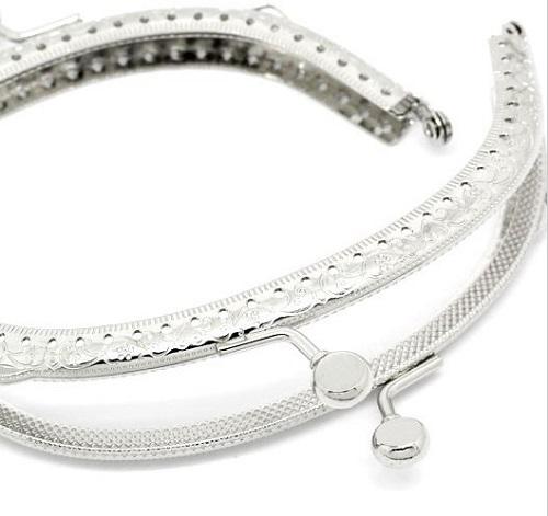 Фермуар серебро 13 см • AB005