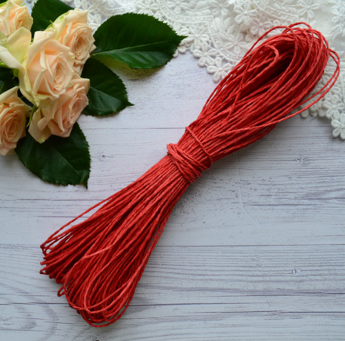 Рисовый красный шнур MN16 • MN16