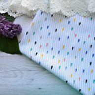 Хлопковая ткань  для рукоделия TKK012