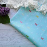 Хлопковая ткань  для рукоделия TKK015