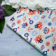 Хлопковая ткань  для рукоделия TKK020