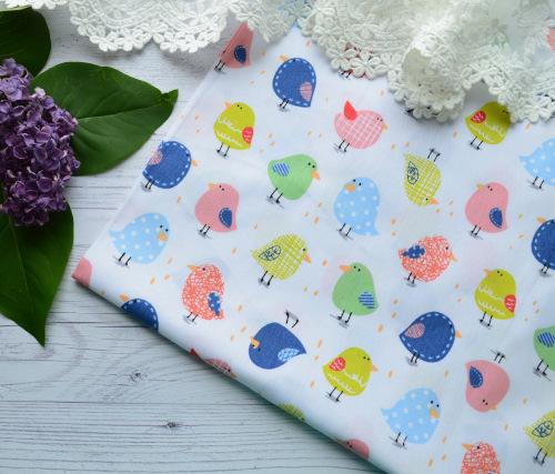 • Хлопковая ткань, Китай. Ширина ткани 160см. Цена указана за 1 отрез 1 отрез – 40*50см 2 отреза – 80*50см 3 отреза - 120*50см 4 отреза – 160*50см
