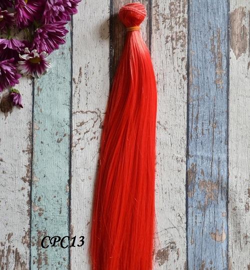 Волосы для кукол прямые CPC13 • VCPC13 25
