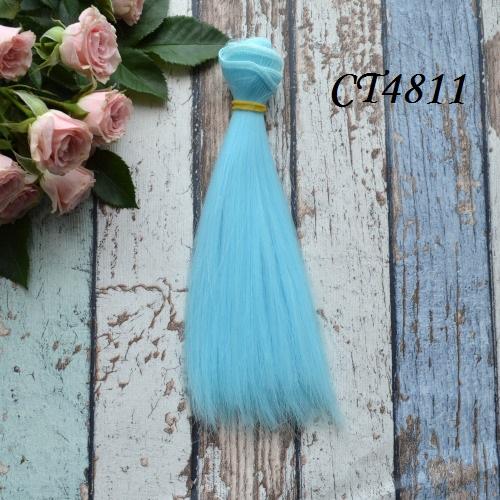 Волосы для кукол прямые CT4811 • VCT4811 15