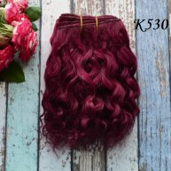 Волосы Козочка для кукол К530