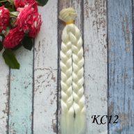 Волосы для кукол коса KC12