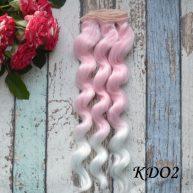 Волосы для кукол KDO2