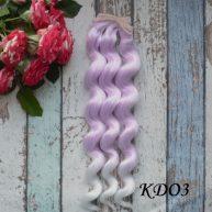 Волосы для кукол KDO3
