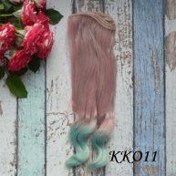 Волосы для кукол KKO11