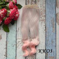 Волосы для кукол KKO3