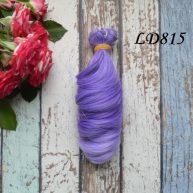 Волосы для кукол локоны LD815