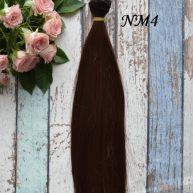 Волосы для кукол прямые NM4