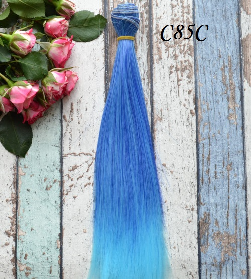 Волосы для кукол прямые C85C • VC85C 25