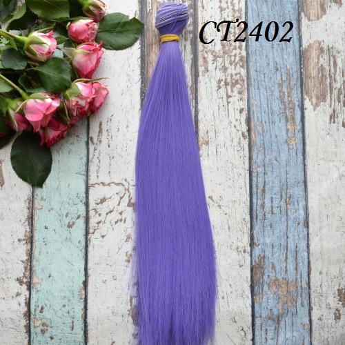 Волосы для кукол прямые CT2402 • VCT2402 25