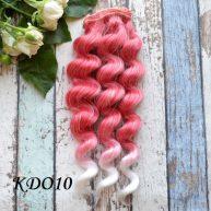 Волосы для кукол KDO10